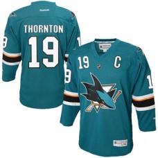 San Jose Sharks Detský - Joe Thornton NHL Dres