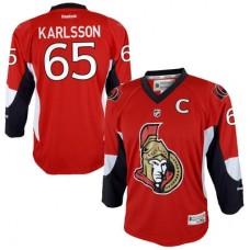 Ottawa Senators Detský - Erik Karlsson NHL Dres