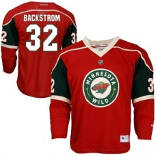Minnesota Wild Detský - Nicklas Backstrom NHL Dres