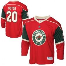 Minnesota Wild Detský - Ryan Suter NHL Dres