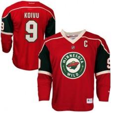 Minnesota Wild Detský - Mikko Koivu NHL Dres