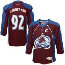 Colorado Avalanche Detský - Gabriel Landeskog NHL Dres