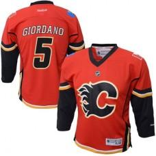 Calgary Flames Detský - Mark Giordano NHL Dres