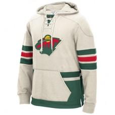 Minnesota Wild - CCM Pullover NHL Mikina s kapucňou