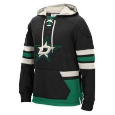 Dallas Stars - CCM Pullover NHL Mikina s kapucňou