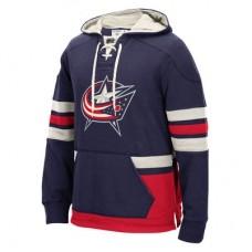 Columbus Blue Jackets - CCM Pullover NHL Mikina s kapucňou