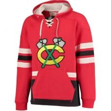 Chicago Blackhawks - CCM Pullover NHL Mikina s kapucňou