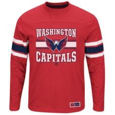 Washington Capitals - Forecheck NHL Tričko s dlhým rukávom