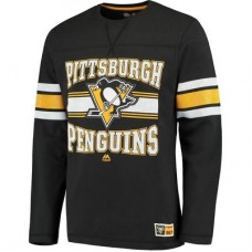 Pittsburgh Penguins - Forecheck NHL Tričko s dlhým rukávom