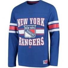 New York Rangers - Forecheck NHL Tričko s dlhým rukávom
