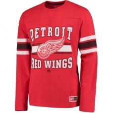 Detroit Red Wings - Forecheck NHL Tričko s dlhým rukávom