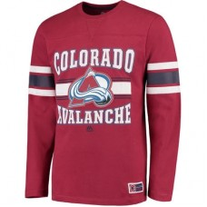 Colorado Avalanche - Forecheck NHL Tričko s dlhým rukávom