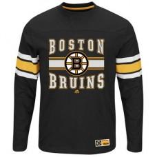 Boston Bruins - Forecheck NHL Tričko s dlhým rukávom