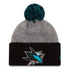 San Jose Sharks - Flag Stated NHL Knit Zimná čiapka