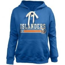 New York Islanders Detska - Skate Lace NHL Mikina s kapucňou