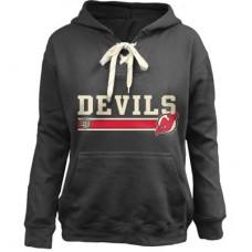 New Jersey Devils Detská - Skate Lace NHL Mikina s kapucňou
