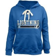 Tampa Bay Lightning Detska - Skate Lace NHL Mikina s kapucňou