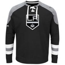 Los Angeles Kings - Centre Lace-Up NHL Tričko s dlhým rukávom