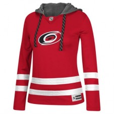 Carolina Hurricanes Dámska - Jersey Pullover NHL Mikina s kapucňou