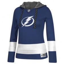 Tampa Bay Lightning Dámska - Jersey Pullover NHL Mikina s kapucňou