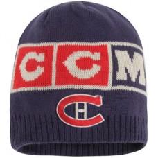 Montreal Canadiens - CCM Solid Beanie NHL Knit Zimná čiapka