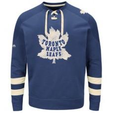 Toronto Maple Leafs - Vintage Centre Lace-Up NHL Tričko s dlhým rukávom