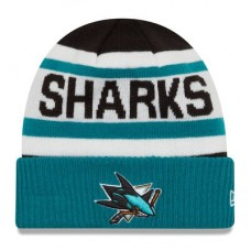 San Jose Sharks - Biggest Fan Redux NHL Knit Zimná čiapka
