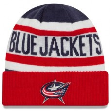 Columbus Blue Jackets - Biggest Fan Redux NHL Knit Zimná čiapka