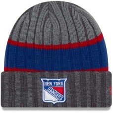 New York Rangers - Stripe Chiller NHL Knit Zimná čiapka