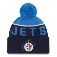 Winnipeg Jets - Sport Cuffed NHL Knit Zimná čiapka