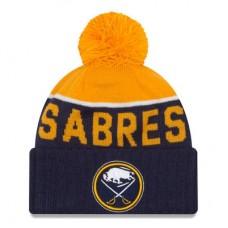 Buffalo Sabres - Sport Cuffed NHL Knit Zimná čiapka