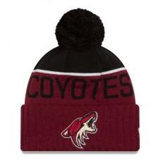 Arizona Coyotes - Sport Cuffed NHL Knit Zimná čiapka