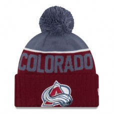 Colorado Avalanche - Sport Cuffed NHL Knit Zimná čiapka
