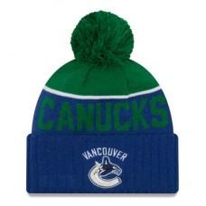 Vancouver Canucks - Sport Cuffed NHL Knit Zimná čiapka