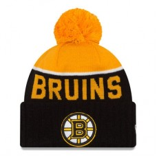 Boston Bruins - Sport Cuffed NHL Knit Zimná čiapka