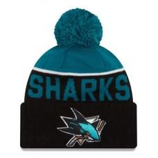 San Jose Sharks - Sport Cuffed NHL Knit Zimná čiapka