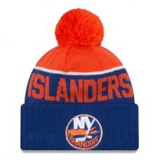 New York Islanders - Sport Cuffed NHL Knit Zimná čiapka