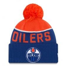 Edmonton Oilers - Sport Cuffed NHL Knit Zimná čiapka