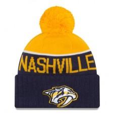 Nashville Predators - Sport Cuffed NHL Knit Zimná čiapka