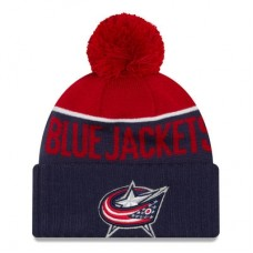 Columbus Blue Jackets - Sport Cuffed NHL Knit Zimná čiapka
