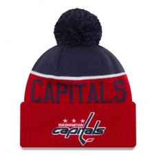 Washington Capitals - Sport Cuffed NHL Knit Zimná čiapka