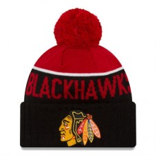 Chicago Blackhawks - Sport Cuffed NHL Knit Zimná čiapka
