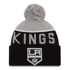 Los Angeles Kings - Sport Cuffed NHL Knit Zimná čiapka