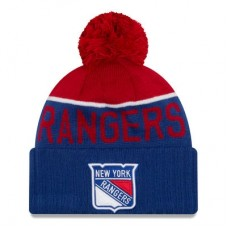 New York Rangers - Sport Cuffed NHL Knit Zimná čiapka