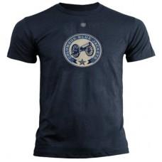 Columbus Blue Jackets - Briggs Heathered NHL Tričko