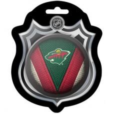 Minnesota Wild - Sherwood Stitch V NHL Puk
