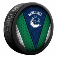 Vancouver Canucks - Sherwood Stitch V NHL Puk
