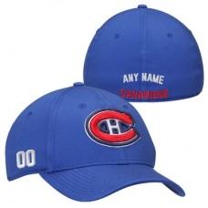 Montreal Canadiens - Stretch Fit NHL Čiapka s vlastným menom a číslom