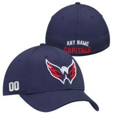 Washington Capitals - Stretch Fit NHL Čiapka s vlastným menom a číslom