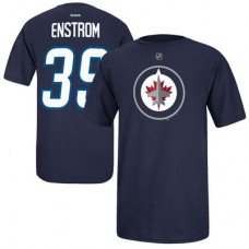 Winnipeg Jets - Tobias Enstrom Name and Number NHL Tričko